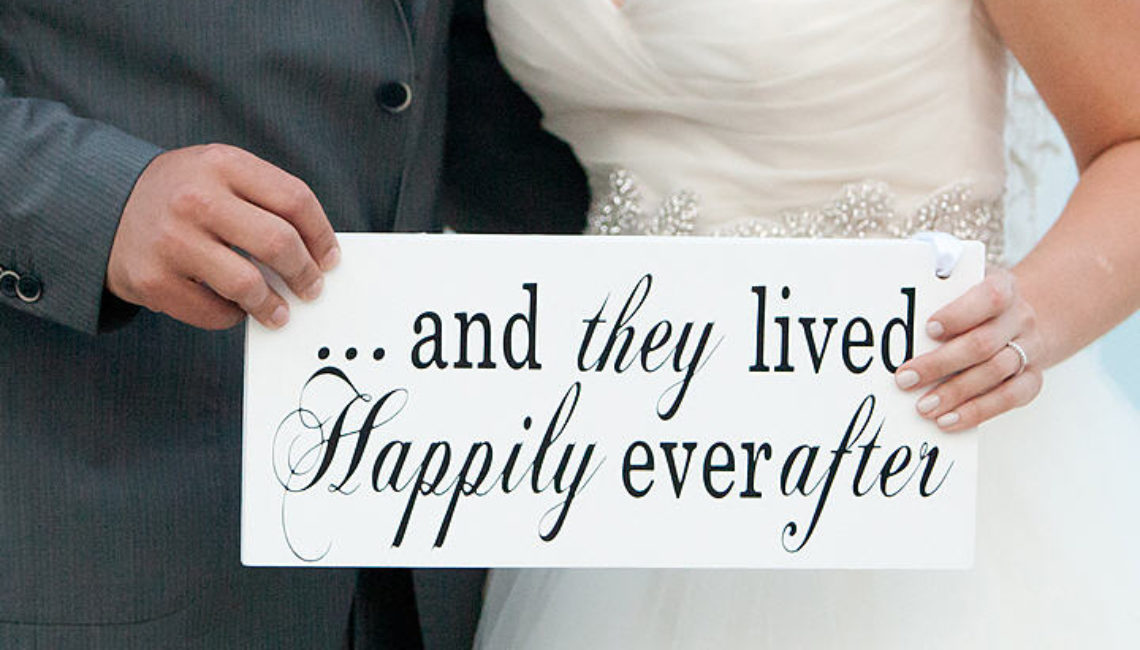 sign wedding ideas-laura & juan